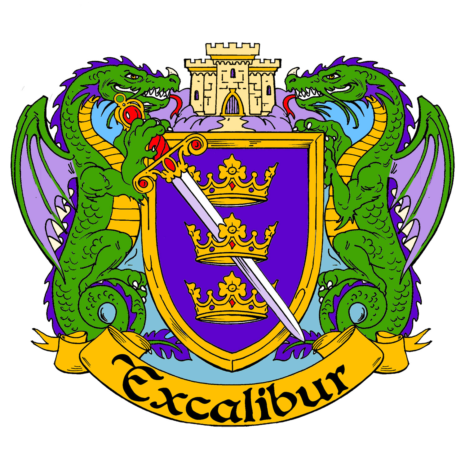 Welcome To Krewe of Excalibur